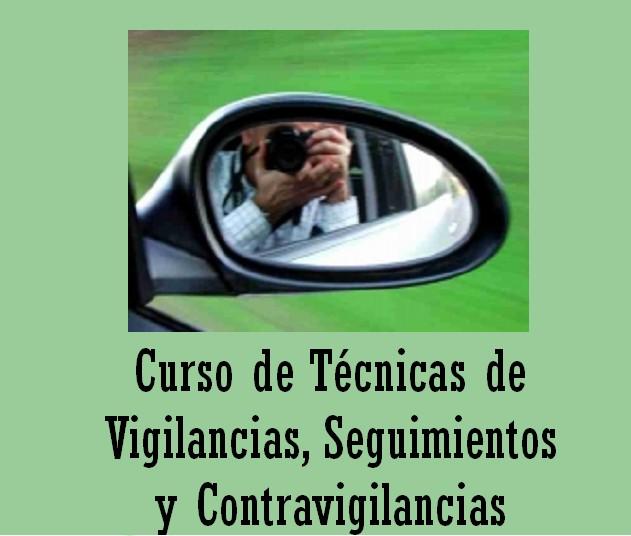 Curso de Vigilancias y Seguimientos