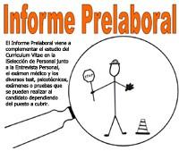 Informe prelaboral