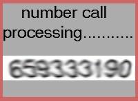 imagen número oculto apareciendo en pantalla