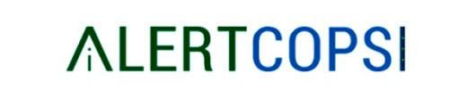 logotipo Alertcops, aplicación botón del pánico